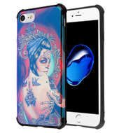 Covert Slim Armor Case for iPhone 8 / 7 / 6S / 6 - Hologram Tattoo