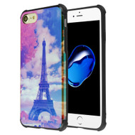 Covert Slim Armor Case for iPhone 8 / 7 / 6S / 6 - Hologram Eiffel Tower