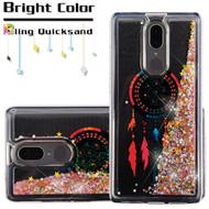 Quicksand Glitter Transparent Case for Coolpad Legacy - Dreamcatcher
