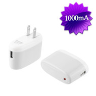 5W USB Wall Charger Power Adapter - White
