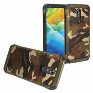 *Sale* Tough Anti-Shock Hybrid Case for LG Stylo 5 - Camouflage