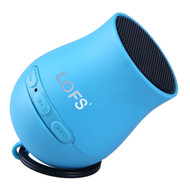 Portable Mini Bluetooth Wireless Speaker - Blue