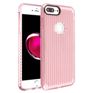 Suitup TPU Case for iPhone 8 Plus / 7 Plus / 6S Plus / 6 Plus - Rose Gold