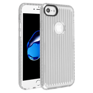 Suitup TPU Case for iPhone 8 / 7 / 6S / 6 - Silver