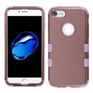Military Grade Certified TUFF Hybrid Armor Case for iPhone 8 / 7 - Maroon