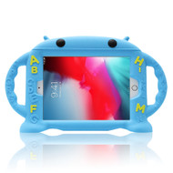 *Sale* Alphabet Kids Friendly Drop Resistant Case with Handle for iPad Mini - Blue
