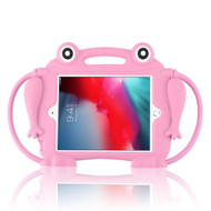 Frog Kids Friendly Drop Resistant Case with Handle and Stand for iPad Mini - Pink
