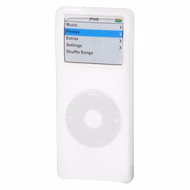 Silicone Skin Cover for 2nd Generation iPod Nano - Clear