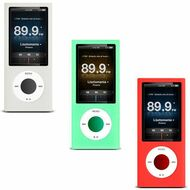 3-Pack Protective Silicone Skin for 5th Generation iPod Nano 5G