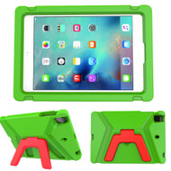 Kids Friendly Drop Resistant Case with Stand for iPad Mini - Green
