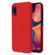 *Sale* Fuse Slim Armor Hybrid Case for Samsung Galaxy A10e - Red