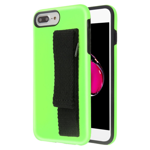Fuse Slim Armor Hybrid Case with Integrated Hand Strap for