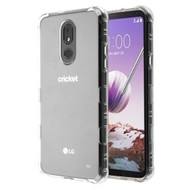 TUFF Klarity Lux Transparent TPU Case for LG Stylo 5 - Clear