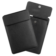 Ultra Slim Leather Sleeve for iPad  for iPad 9.7 - 10.5 inch - Black