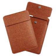 *Sale* Ultra Slim Leather Sleeve for iPad  for iPad 9.7 - 10.5 inch - Brown