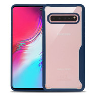 Vista Ultra Hybrid Shock Absorbent Crystal Case for Samsung Galaxy S10 5G - Blue