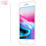 Ultra Thin 0.15mm HD Premium Round Edge Tempered Glass Screen Protector for iPhone 8 / 7 / 6S / 6