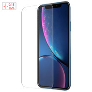 Ultra Thin 0.15mm HD Premium 2.5D Round Edge Tempered Glass Screen Protector for iPhone 11 / iPhone XR