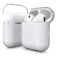 Crystal Clarity Protective Case for Apple AirPods - Clear