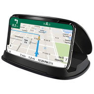 Dashboard Car Mount Phone Holder - Black