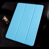 *FINAL SALE* All-In-One Smart Leather Hybrid Case for iPad Pro 9.7 inch - Baby Blue