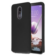 Liquid Silicone Protective Case for LG Stylo 5 - Black