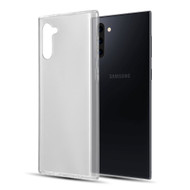 TPU Flexi Shield Gel Case for Samsung Galaxy Note 10 - Clear