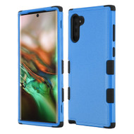 Military Grade Certified TUFF Hybrid Armor Case for Samsung Galaxy Note 10 - Blue