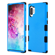 Military Grade Certified TUFF Hybrid Armor Case for Samsung Galaxy Note 10 Plus - Blue