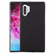 Hybrid Multi-Layer Armor Case for Samsung Galaxy Note 10 Plus - Black
