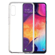 Polymer Transparent Hybrid Case for Samsung Galaxy A10e - Clear