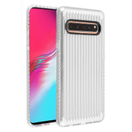 Suitup TPU Case for Samsung Galaxy S10 5G - Silver