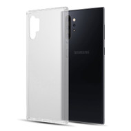 Polymer Transparent Hybrid Case for Samsung Galaxy Note 10 Plus - Clear