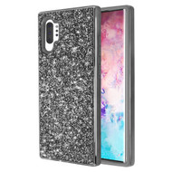 Desire Mosaic Crystal Hybrid Case for Samsung Galaxy Note 10 Plus - Black