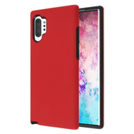 *Sale* Fuse Slim Armor Hybrid Case for Samsung Galaxy Note 10 Plus - Red