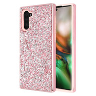 *Sale* Desire Mosaic Crystal Hybrid Case for Samsung Galaxy Note 10 - Pink