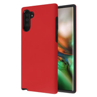 Fuse Slim Armor Hybrid Case for Samsung Galaxy Note 10 - Red