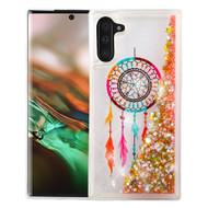 *Sale* Quicksand Glitter Transparent Case for Samsung Galaxy Note 10 - Dreamcatcher