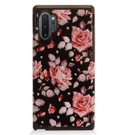 Hybrid Multi-Layer Armor Case for Samsung Galaxy Note 10 Plus - Roses