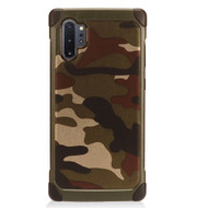 Tough Anti-Shock Hybrid Case for Samsung Galaxy Note 10 Plus - Camouflage