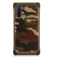 Tough Anti-Shock Hybrid Case for Samsung Galaxy Note 10 - Camouflage