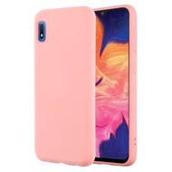 Liquid Silicone Protective Case for Samsung Galaxy A10e - Pink