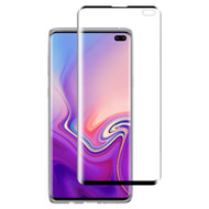 Full Coverage Tempered Glass Screen Protector for Samsung Galaxy S10 Plus