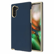 *Sale* Fuse Slim Armor Hybrid Case for Samsung Galaxy Note 10 - Navy Blue Gold
