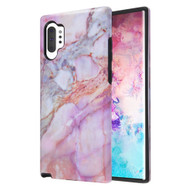 Fuse Slim Armor Hybrid Case for Samsung Galaxy Note 10 Plus - Marble Purple