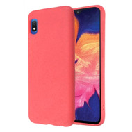 Eco Friendly Protective Case for Samsung Galaxy A10e - Coral Pink