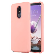 Liquid Silicone Protective Case for LG Stylo 5 - Pink
