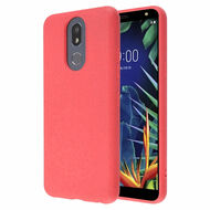 Eco Friendly Protective Case for LG K40 - Coral Pink