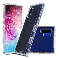 Military Grade Certified TUFF Lucid Transparent Hybrid Armor Case for Samsung Galaxy Note 10 Plus - Clear
