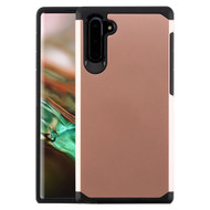 Hybrid Multi-Layer Armor Case for Samsung Galaxy Note 10 - Rose Gold